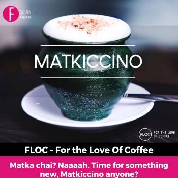 Matkiccino at FLOC