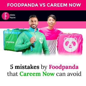 Food panda, Careem, Careem Now
