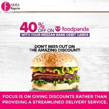 Foodpanda Discounts