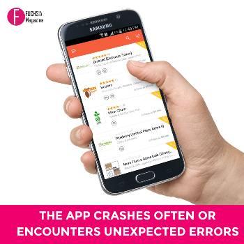 Foodpanda app crash, Foodpanda App, Foodpanda