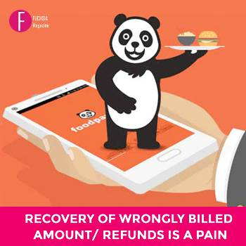 Foodpanda Refunds, foodpanda