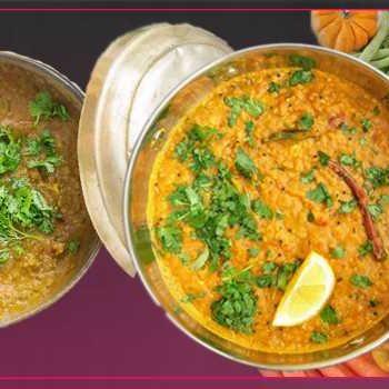 Dhaaba Style Daal fry, Daal fry, Channay ki daal