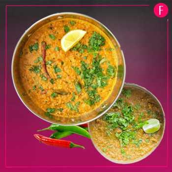 Dhaaba Style Daal fry, Channay ki Daal fry, Channay ki daal