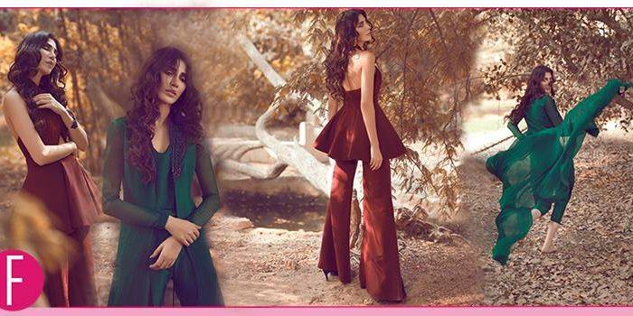 Bejewelled by Mona Imran, Pakistani designers, Mona Imran Autumn collection