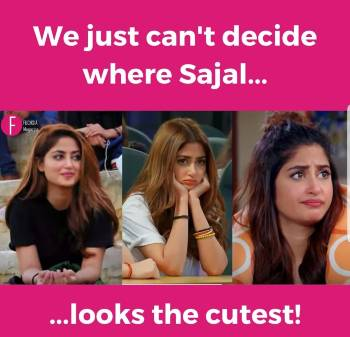 Sajal Aly in Yeh Dil Mera