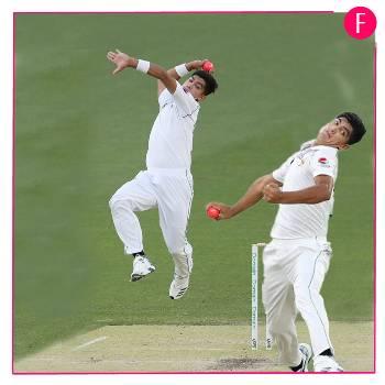 Naseem Shah, Pakistan Cricket, PakvsAus