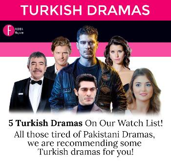 Turkish Dramas, Top Turkish Dramas