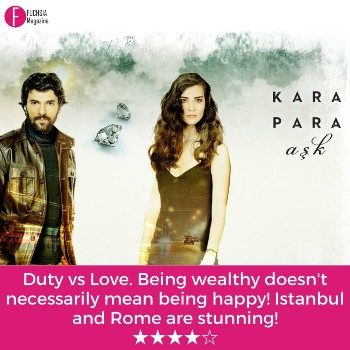 Kara kara ask, Turkish dramas