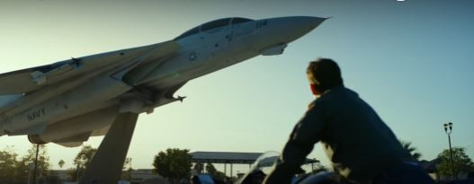 Top Gun2, Tom Crusie, fighter jet