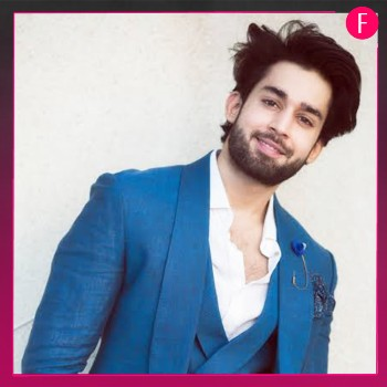 Bilal Abbas Khan, Man in Blue suit