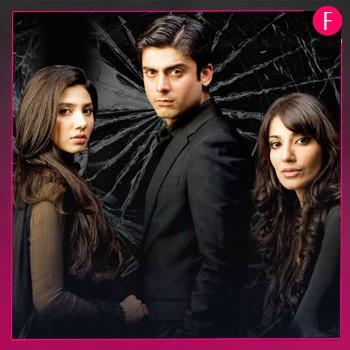 fawad Khan, Mahira Khan, Humsafar