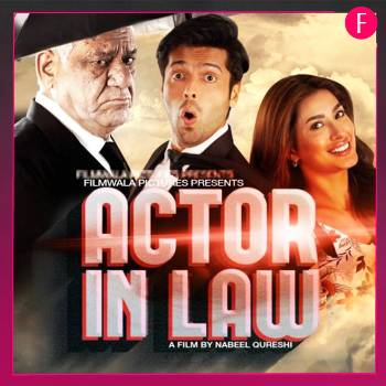 Actor in LAw, Om Puri, fahad Mustafa, mehwish Hayat