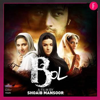 Bol Pakistani film, Bol, Pakistani movie