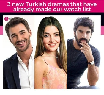3 new turkish dramas