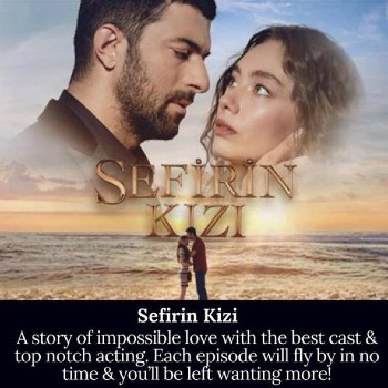 Sefirin Kizi, turkish drama