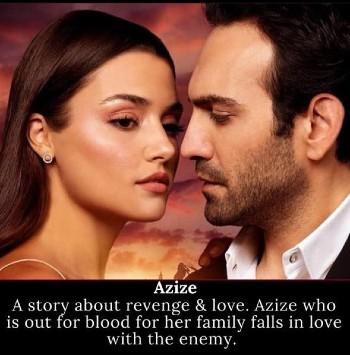 azize, turkish drama