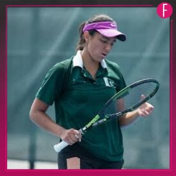 Sarah Mahboob, Tennis Player