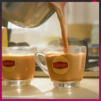 chai, tea, tea with milk, lipton