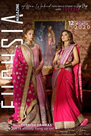 Cover shoot 2020, ayesha omer, eshal fayyaz,