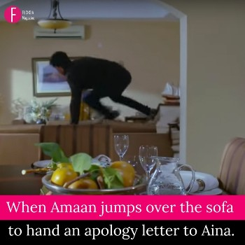 Jump over sofa, jumping
