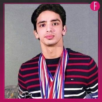 Hamza Anwer, Swimmer and Badminton Player