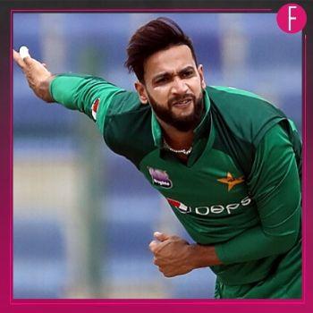 Imad Wasim, Cricketer