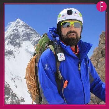 Mirza Ali Baig, Mountaineer