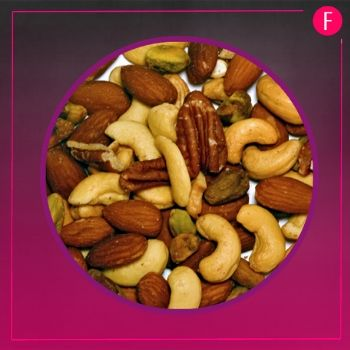 nuts, almonds, cashews