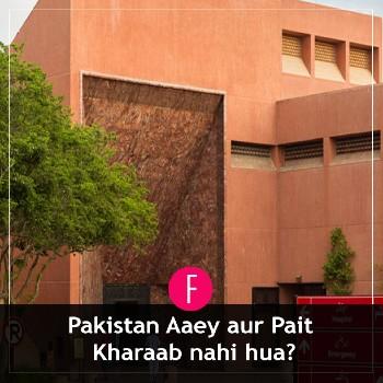Pakistan hospital, sick