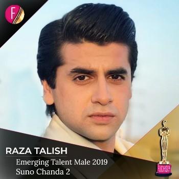 Raza talish, young man