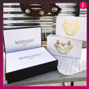 Boxes, packaging, montolivo