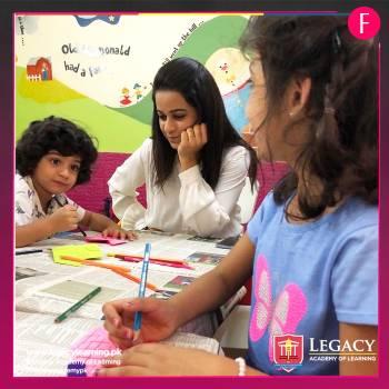 legacy preschool, students, classroom