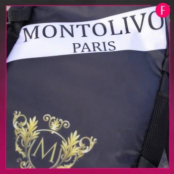bag, black, montolivo