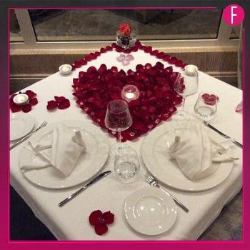 Valentine's Day, dinner, romantic