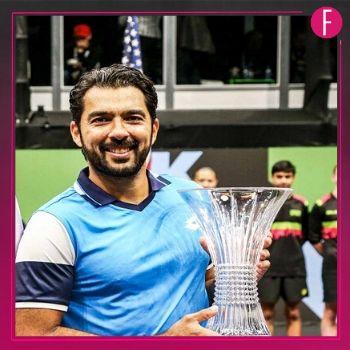 Aisam ul haq, Pakistani sportsperson