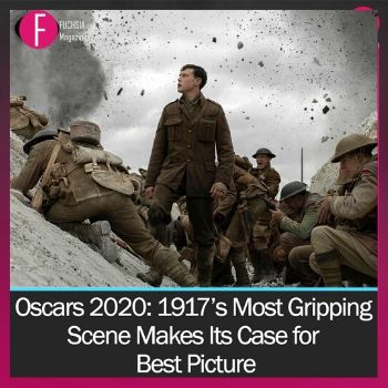 Parasite scene, war, war scene