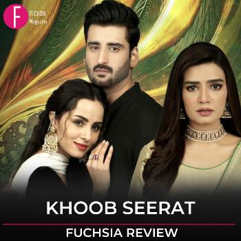 Khoob Seerat, review, agha ali