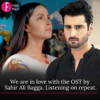 Khoob Seerat, Agha Ali, Sahir Ali Bagga