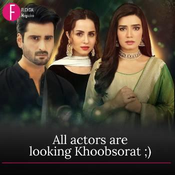 Agha Ali,Nimra Khan, Kiran Haq