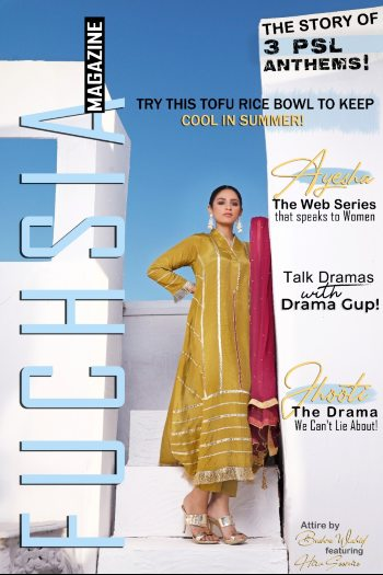 Bushra wahid, hira soomro, cover shoot