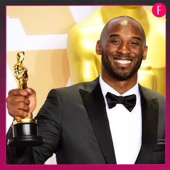 Kobe Bryant wins an Oscar