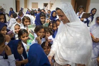 Village school, meerwala