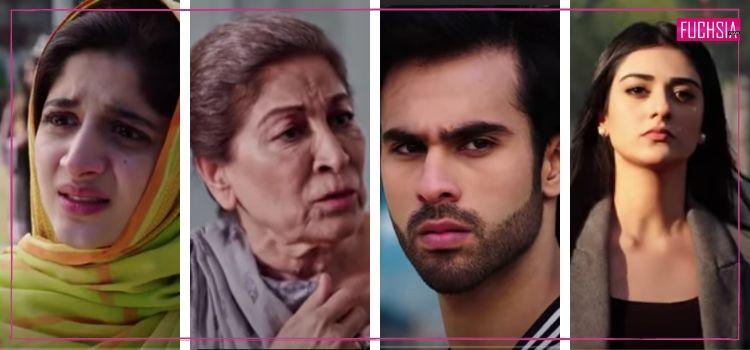 Sabaat drama, pakistani actors