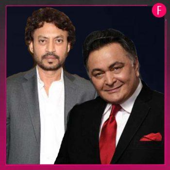 Rishi Kapoor & Irrfan Khan
