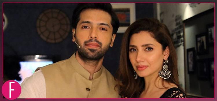 Mahira and Fahad
