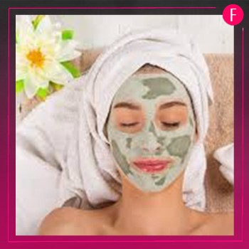 Clay mask- skincare
