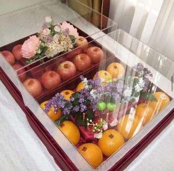 fruit eid basket