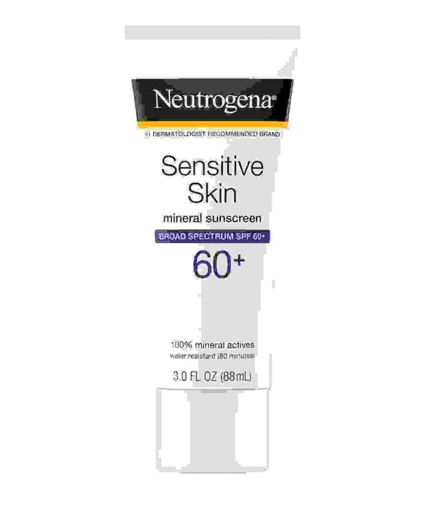sensitive skin -