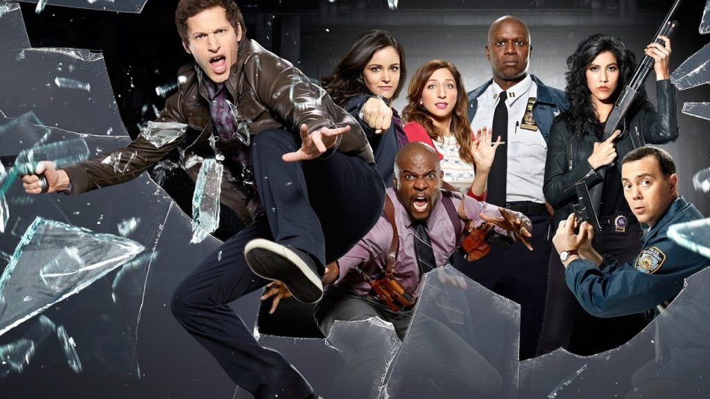 brooklyn nine nine, andy samberg,  tv show, comedy
