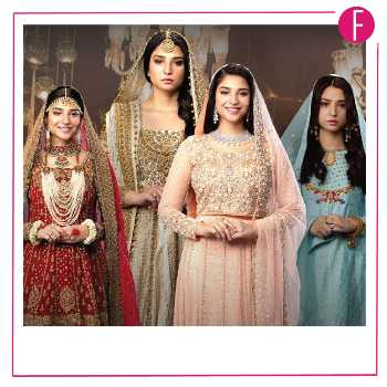 four brides, ramsha khan, new drama, ary, ghisi piti mohabbat